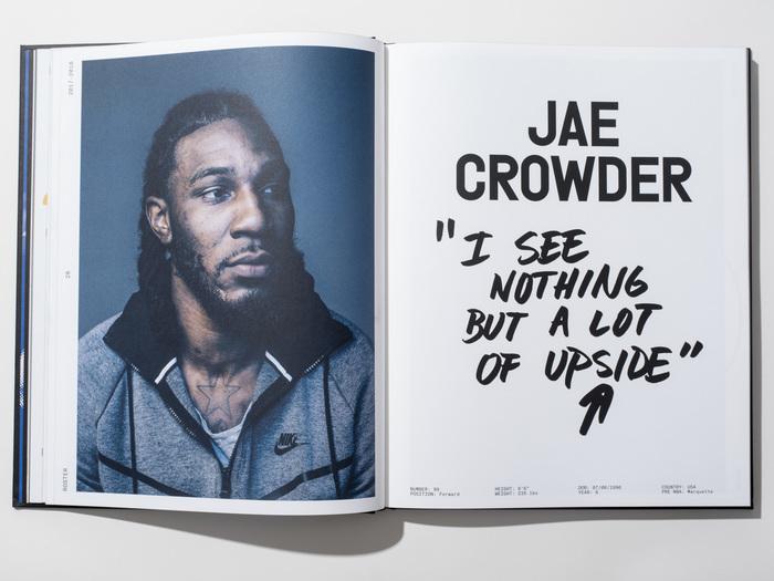 Utah Jazz Yearbook 2017–2018 8
