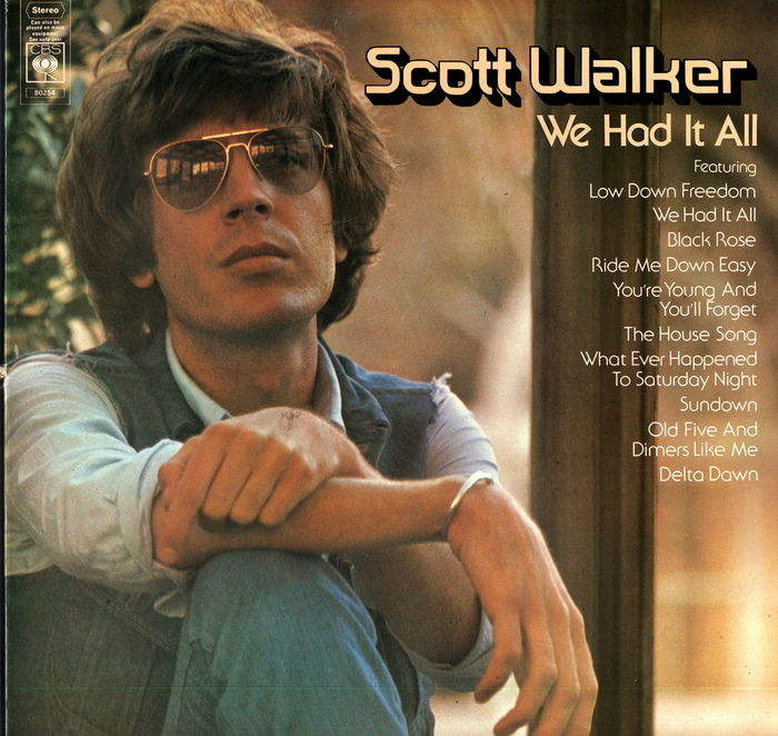 Scott Walker – We Had It All album art 1