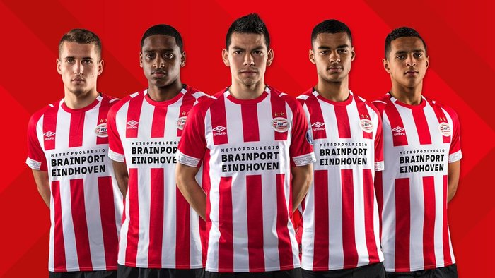 Brainport Eindhoven, PSV shirt logo 2019–20 2