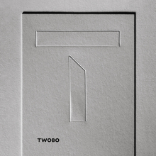 Twobo business cards and website