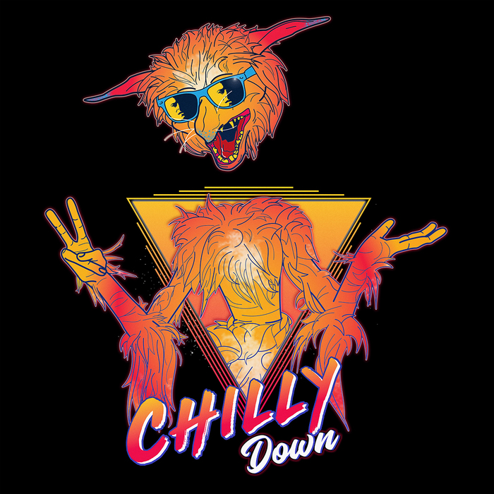 """Chilly Down"" T-shirt 1"