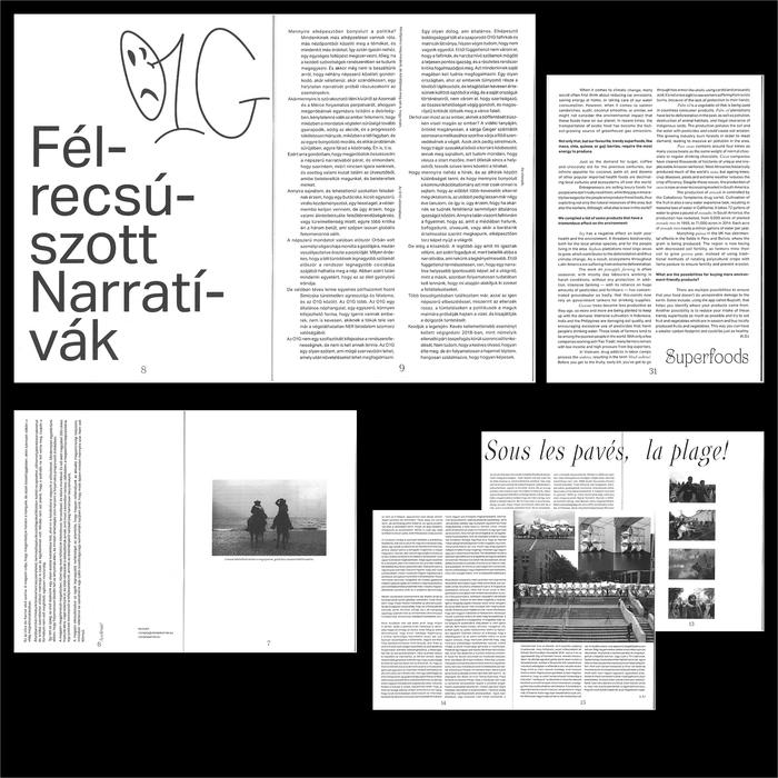 Utca & Karrier magazine 3