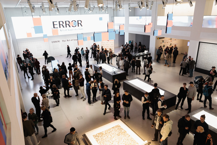 Error – The Art of Imperfection, Ars Electronica Berlin 3