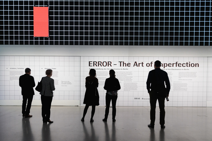 Error – The Art of Imperfection, Ars Electronica Berlin 4