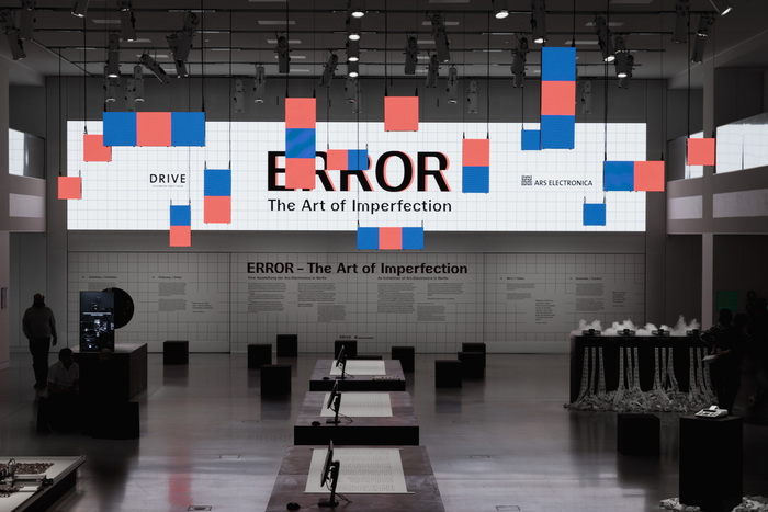 Error – The Art of Imperfection, Ars Electronica Berlin 5