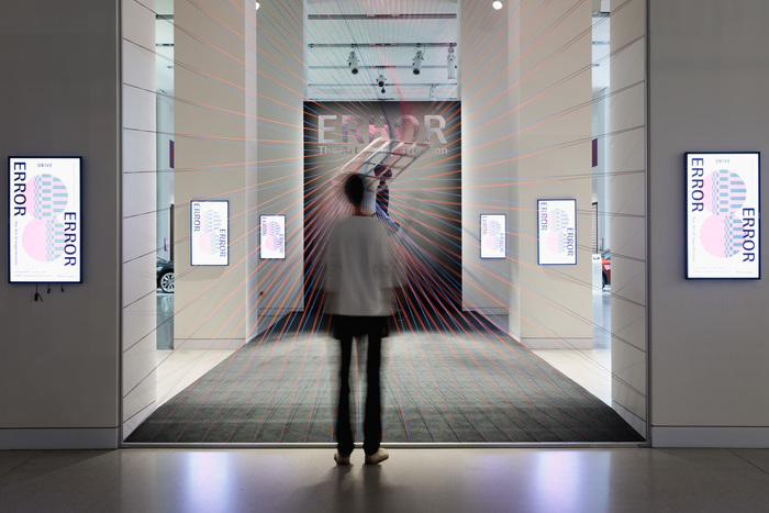 Error – The Art of Imperfection, Ars Electronica Berlin 7