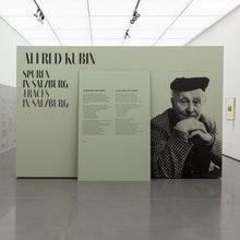 <cite>Alfred Kubin – Spuren in Salzburg</cite>, Salzburg Museum