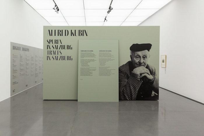 Alfred Kubin – Spuren in Salzburg, Salzburg Museum 1