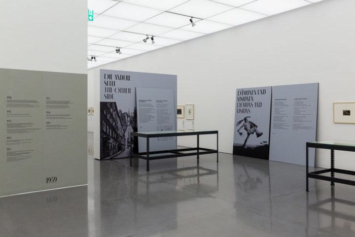 Alfred Kubin – Spuren in Salzburg, Salzburg Museum 2