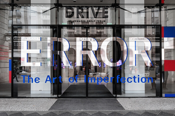 Error – The Art of Imperfection, Ars Electronica Berlin 8