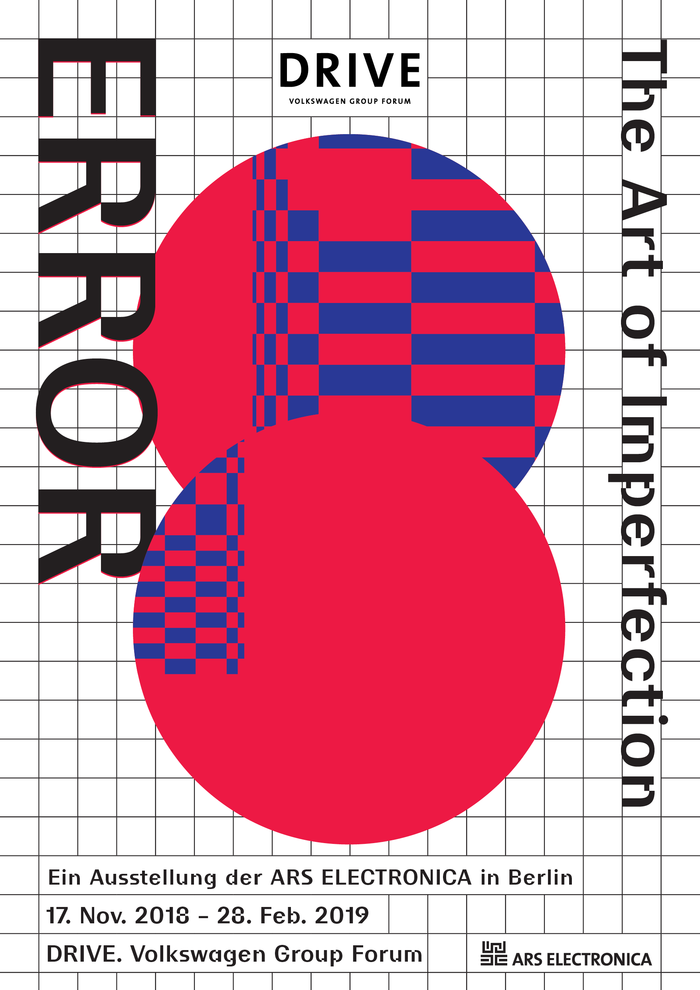 Error – The Art of Imperfection, Ars Electronica Berlin 10
