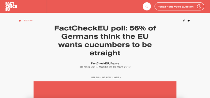 Fact Check EU 6