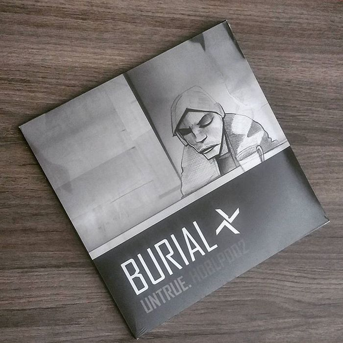 Untrue – Burial 2