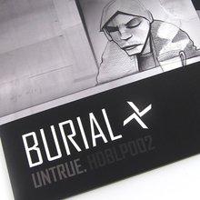 <cite>Untrue – </cite>Burial