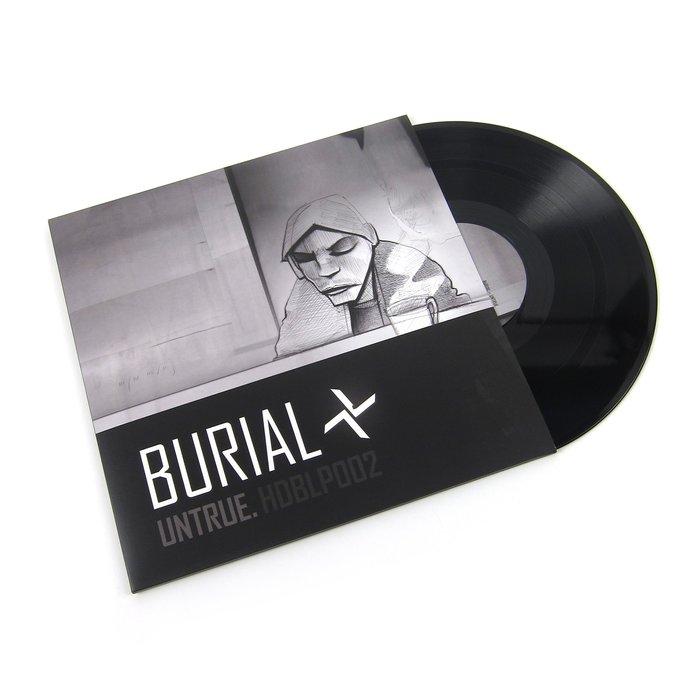 Untrue – Burial 1