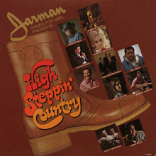 Jarman Shoes for Men presents: <cite>High Steppin' Country</cite>