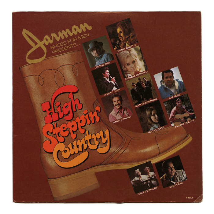 Jarman Shoes for Men presents: High Steppin' Country