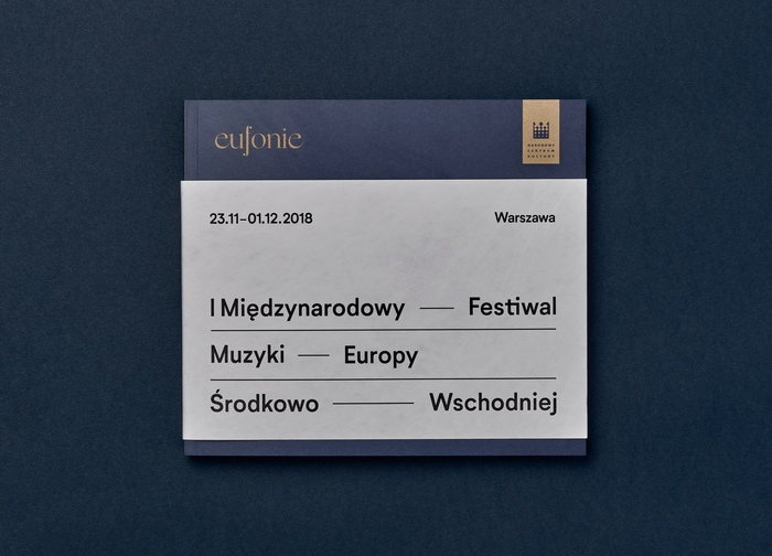 Eufonie classical music festival 2