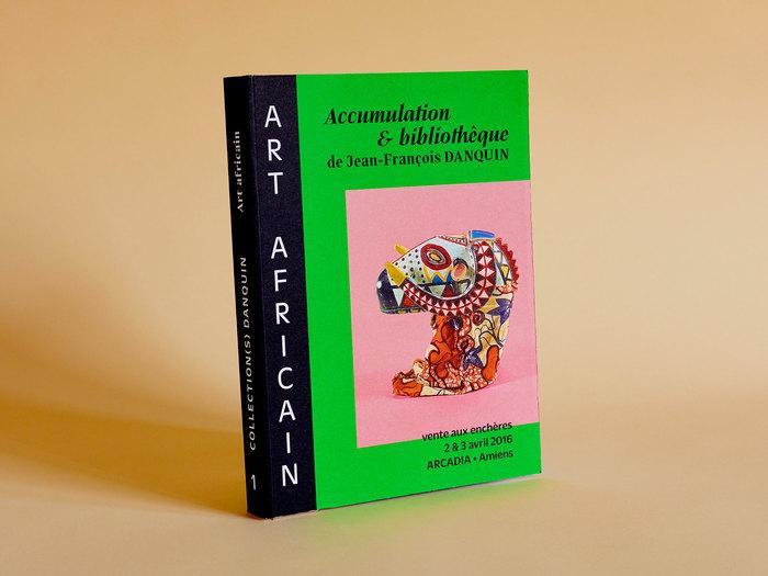 Art Africain: Accumulation & bibliothèque de Jean-François Danquin 1