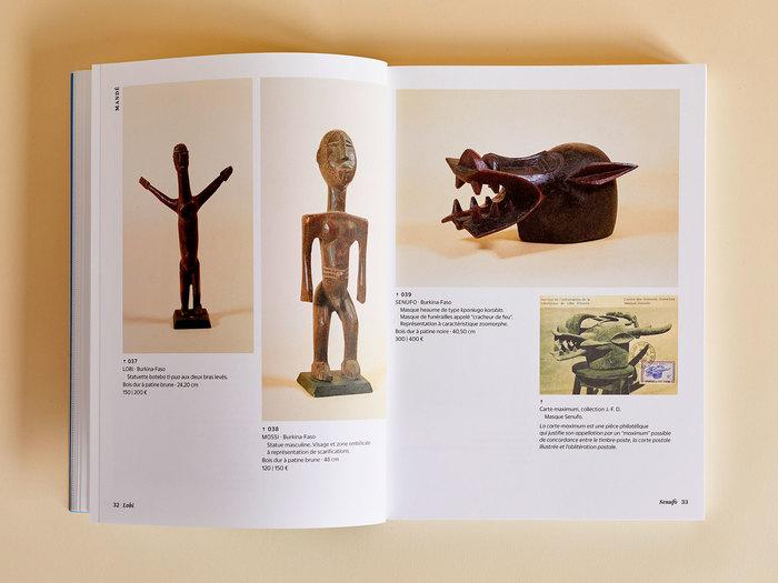 Art Africain: Accumulation & bibliothèque de Jean-François Danquin 14