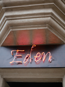 Eden restaurant, Berlin
