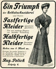 August Polich advertisement
