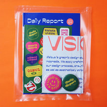 <cite>Daily Report</cite> magazine Vol. 1