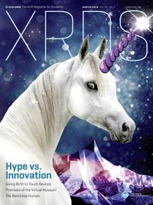 <cite>XRDS</cite> magazine (2010–)