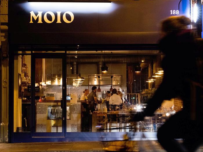 Moio restaurant 2
