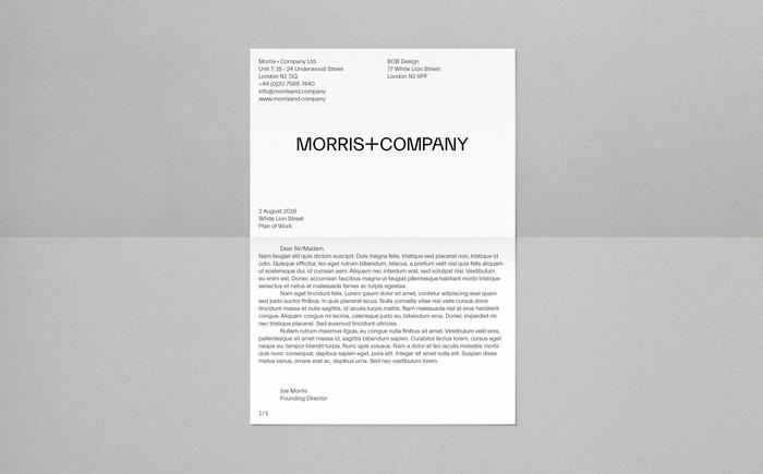 Morris+Company 5