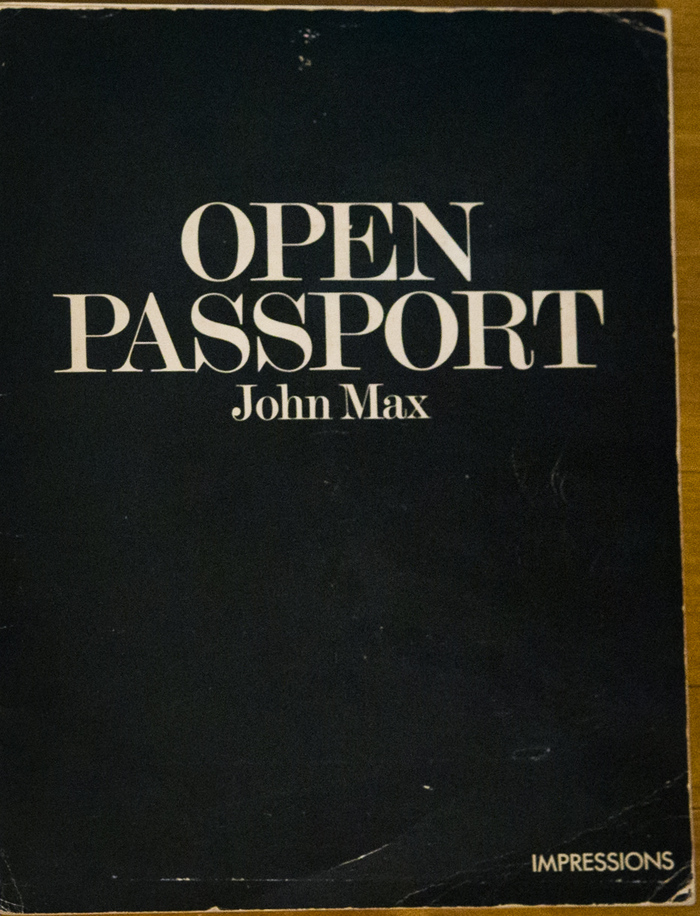 Open Passport – John Max