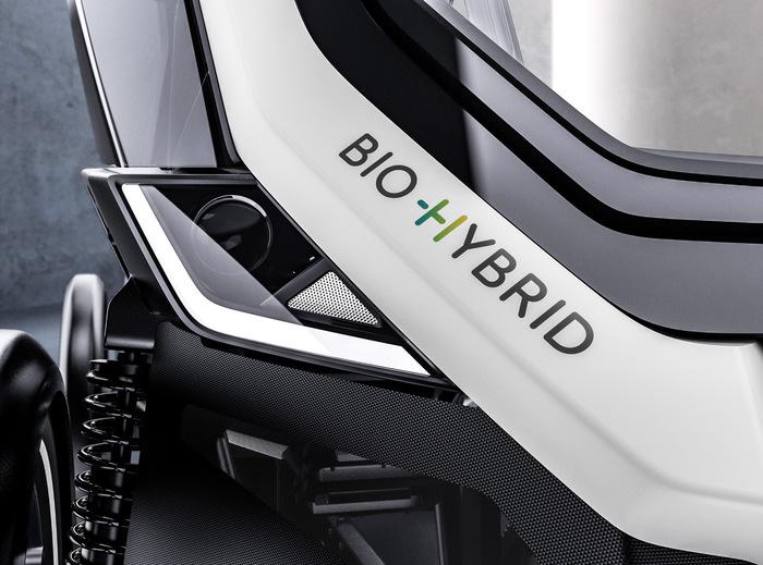 Bio‑Hybrid identity 2