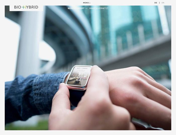 Bio‑Hybrid identity 6