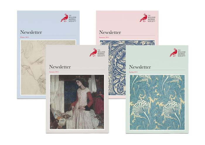 The William Morris Society redesign 3