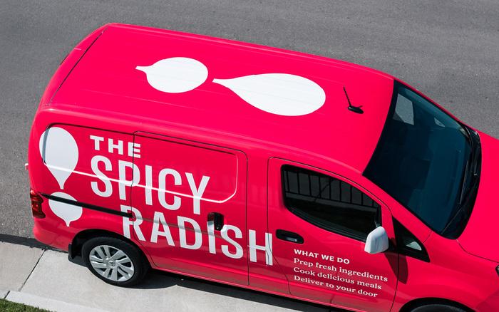 The Spicy Radish 3
