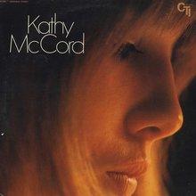 Kathy McCord – <cite>Kathy McCord</cite> album art