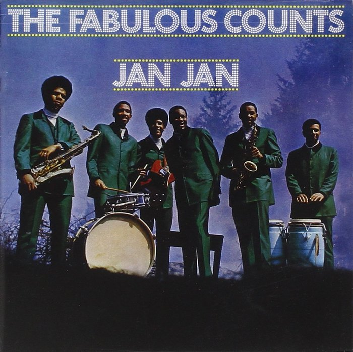 The Fabulous Counts – Jan Jan