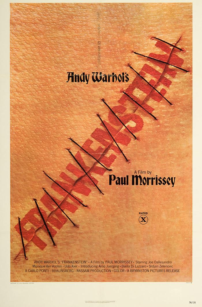 Andy Warhol's Frankenstein 1