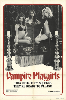 <cite>Vampire Playgirls</cite> movie poster