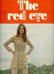 """The red eye"" advertisements"