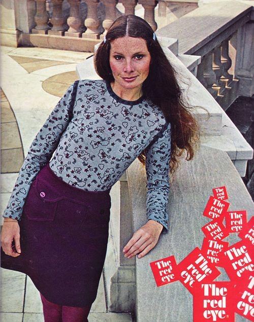 Aileen Fashion Knits magazine, 1971