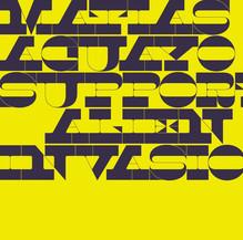Matias Aguayo – <cite>Support Alien Invasion</cite> album art
