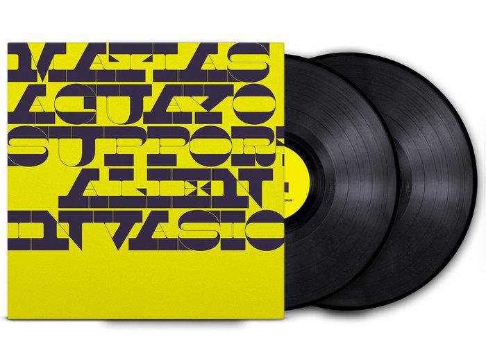 Matias Aguayo – Support Alien Invasion album art 2