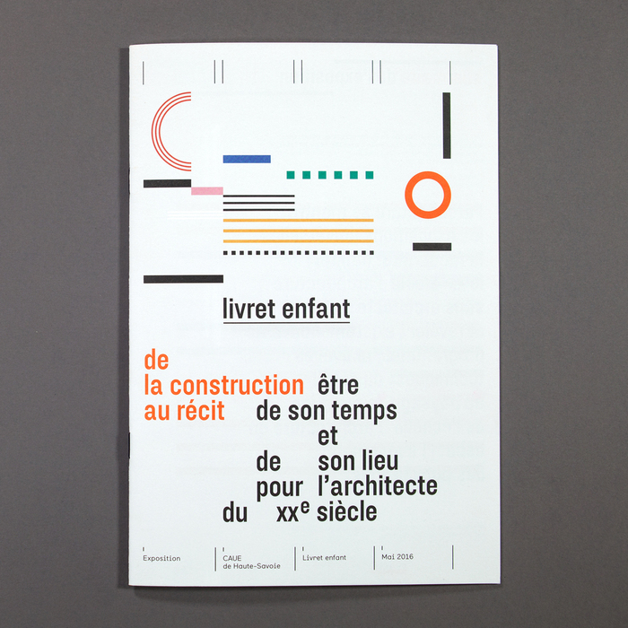 De la construction au récit 5