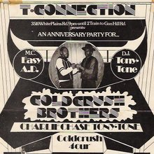 T-Connection, Cold Crush Brothers & Jungle Rock City