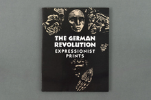 <cite>The German Revolution. Expressionist Prints</cite>
