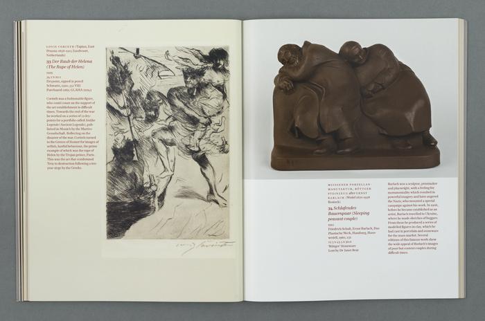 The German Revolution. Expressionist Prints 5