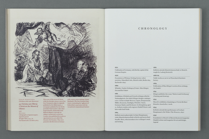The German Revolution. Expressionist Prints 8
