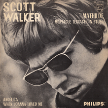 Scott Walker – <cite>Mathilde</cite> EP