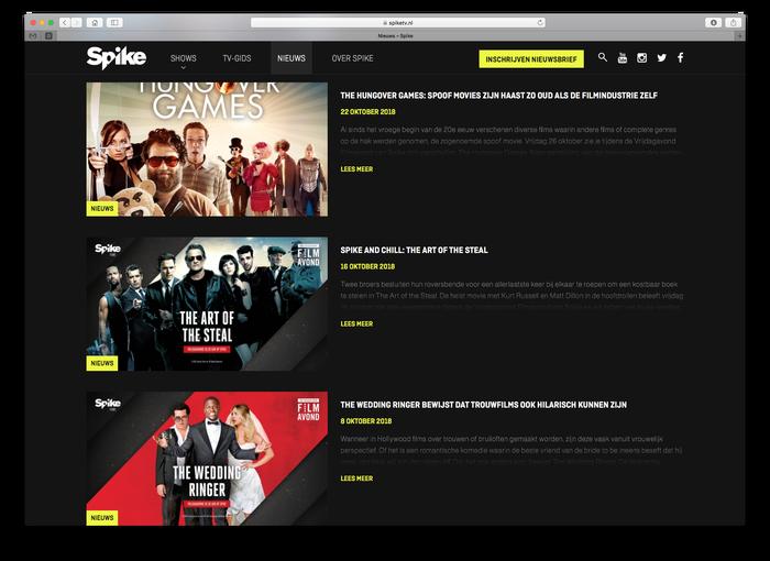 Spike TV 2